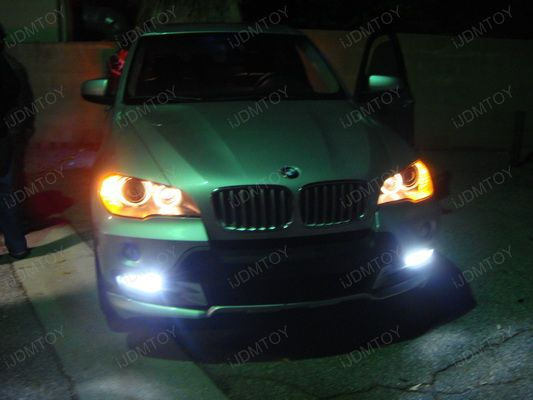 BMW - X5 - LED - Daytime - Running - Lights 07